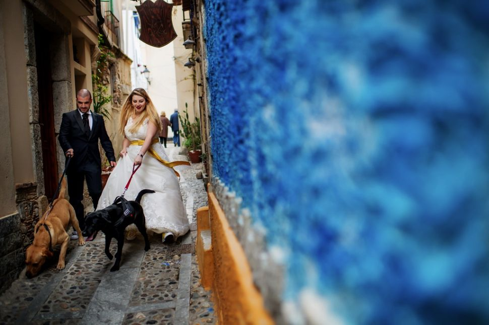 Alexandrina & Davide wedding in Italy Reggio Callabria - Wedding Photographer in Italy - 27